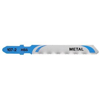 DeWALT DT2163 pilové plátky z rychlořezné oceli (HSS), řezání kovů 4 - 6 mm a plastů, 5 ks