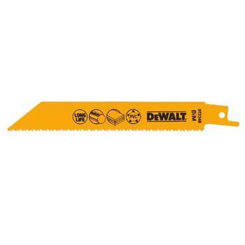 DeWALT DT2348 pilové plátky bimetalové univerzální, 152 mm