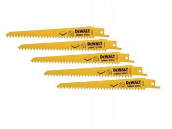 DeWALT DT2356 pilové plátky speciální z kobaltové oceli do omítek, 152 mm