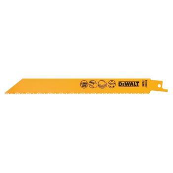 DeWALT DT2387 pilové plátky bimetalové univerzální, 203 mm