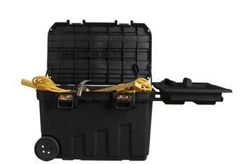 Stanley Pojízdný box na nářadí s kovovými přezkami