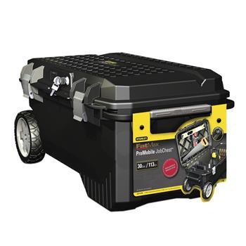 Stanley Pojízdný box FatMax Promobile Jobchest (91,0x51,6x43,1 cm)