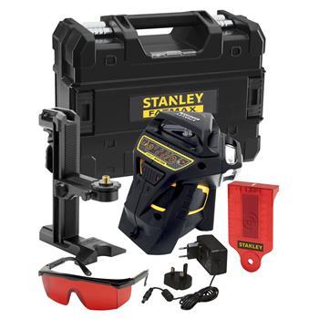 Stanley FatMax 3linkový laser, červený