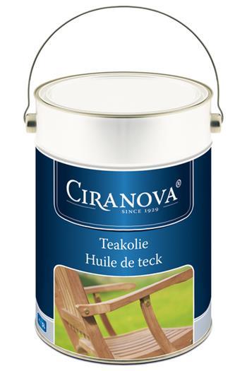 Ciranova Týkový olej 25L