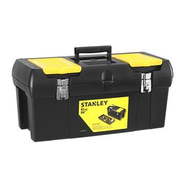 """Stanley 16"""" Box na nářadí série 2000 s kovovými přezkami"""