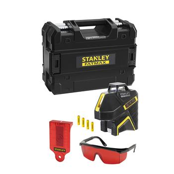 Stanley FatMax linkový laser 360° + 2V - červený paprsek