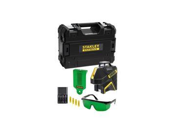 Stanley FatMax linkový laser 360° + 2V - zelený paprsek