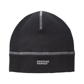 FRISTADS & KANSAS fleecová čepice 9101 STF černá