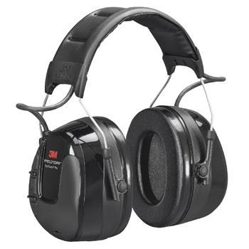 3M mušlové chrániče sluchu PRO s rádiem SNR = 32 dB