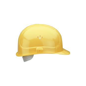 Ochranná stavební helma VOSS Inap-Master 6 polyetylén žlutý