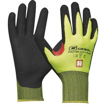 GEBOL ochranné protiřezové rukavice Master Cut 5 Plus, kategorie II, vel. 10