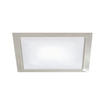 LED vestav. svítidlo SUN Quadro 2,4 W, sada 5ks vč. nástav. kroužku a zdroje 15W