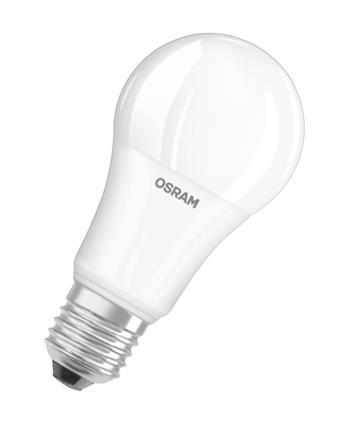 OSRAM LED VALUE ClasA 230V 13W 840 E27 noDIM A+ Plast matný 1521lm 4000K 10000h (krabička 1ks)