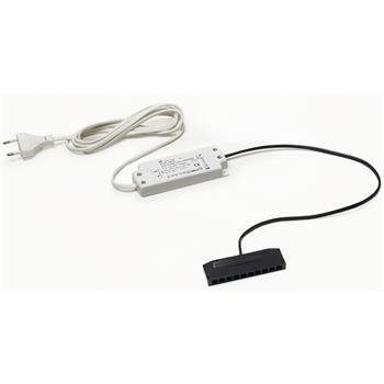 LED síťový zdroj SL 15/12R, 15W, 12 V/DC, s 10nás. rozbočovač