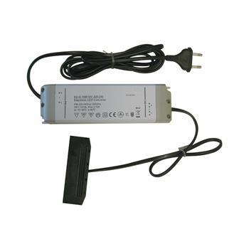 LED síťový zdroj NG41 12 V/DC, 10násobný rozbočovač, výkon 75 W