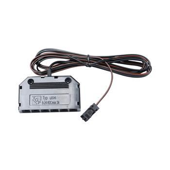 Rozdělovací kabel VTL05 12V/DC, LED konektor, LED 6nás. rozbočovač, délka 2000mm