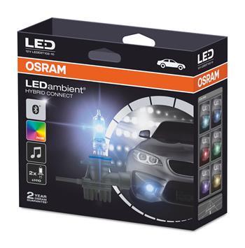 OSRAM autožárovka H10 LEDambient® HYBRID CONNECT ambientní LED podsvícení paraboly, RGB, iOS A