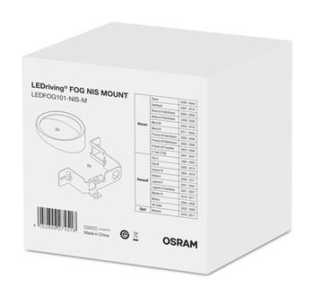 OSRAM Nisan Montážní KIT pro světla LEDFOG 101 (Krabička 2ks)
