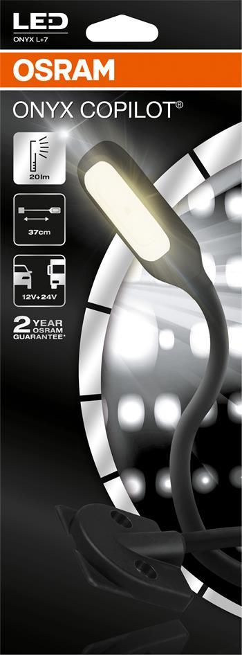 OSRAM svítilna do interiéru auta LED torch 12/24V pro pevnou montáž (Blistr 1ks)