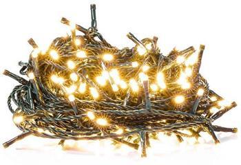 Retlux vánoční řetěz RXL 214, 300x LED, teplá bílá