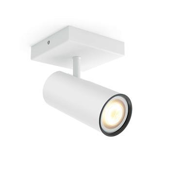 PHILIPS BURATTO Bodové svítidlo, Hue White ambiance, 230V, 1x5.5W GU10, Bílá, rozšíření