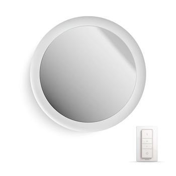 PHILIPS Adore Osvětlené zrcadlo do koupelny, Hue White ambiance, 230V, 1x40W integr.LED, Bílá