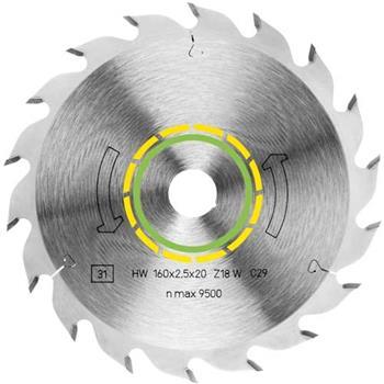 Festool 350x3,5x30 W24 Pilový kotouč do okružních pil (769667)
