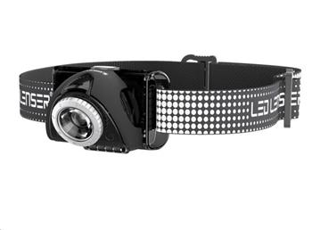 LEDLENSER SEO 7R LED čelovka - černá (blister)