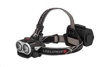 LEDLENSER XEO 19R LED čelovka - černá
