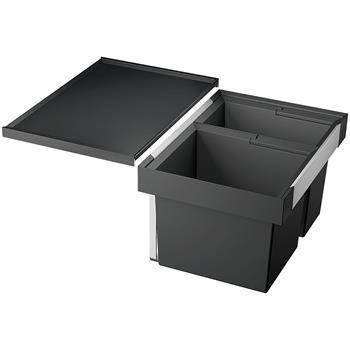 BLANCO FLEXON II 60/2, nádoby na odpad 1 x 19, 1 x 30 l (521471)