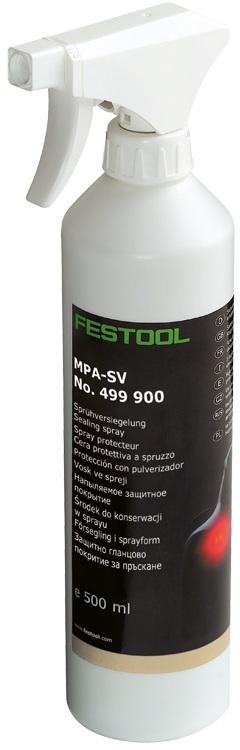Festool MPA-SV 0,5L Rozprašovací vosk s vysokým leskem (499900)