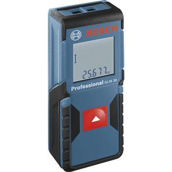 BOSCH laserový měřič vzdálenosti GLM 30 IP54 0,15 - 30 m