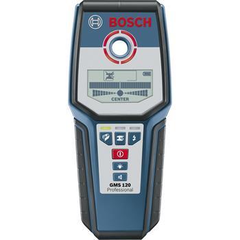 BOSCH Multi detektor GMS 120 do 12 cm hloubky