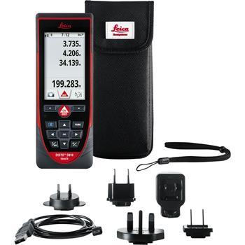 LEICA laserový měřič vzdálenosti Disto™ D810 touch IP54 0,05-200 m