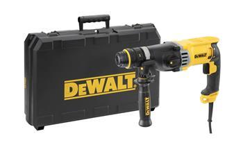 DeWALT D25144KP Kombi vrtací kladivo SDS Plus 900 W
