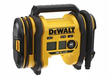 DeWALT DCC018N Aku vzduchový nafukovací kompresor 18 V XR Li-Ion