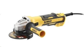 DeWALT DWE4357 bezuhlíková úhlová bruska