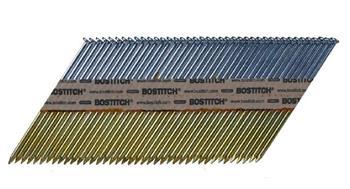 Bostitch hřebíky 3,10 x 90 hladké pozink (2200 ks)