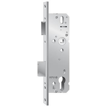 KFV dveřní zámek DM45mm rozteč 92mm čtyřhran 8x8mm
