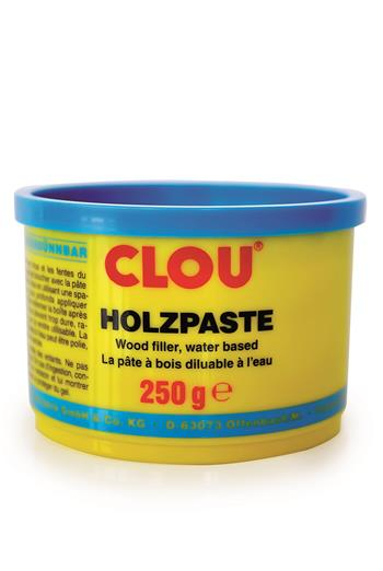 Tmel CLOU Holzpaste mahagon tmavý 250 g