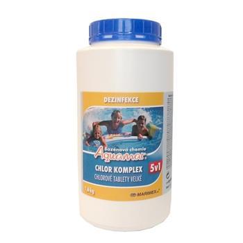 Marimex Chemie AQuaMar Komplex 5v1 1,6 kg