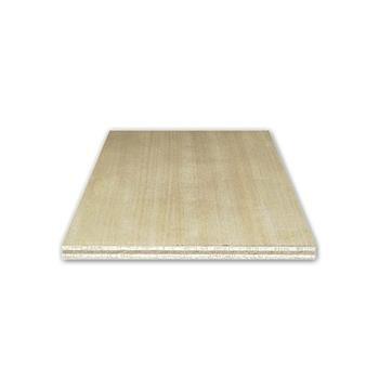 PŘEKLIŽKA panel 1700x2500mm, jednostranná, 13mm, Meranti