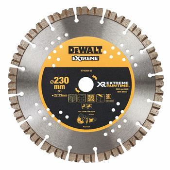 DeWALT DT40260 diamantový řezný kotouč 230 mm