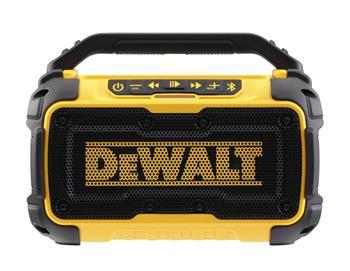 DeWALT DCR011 aku reproduktor Bluetooth