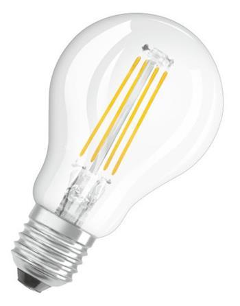 OSRAM LED SUPERSTAR CL P Filament 5W 827 E27 470lm 2700K (CRI 80) 15000h DIM (Krabička ks)