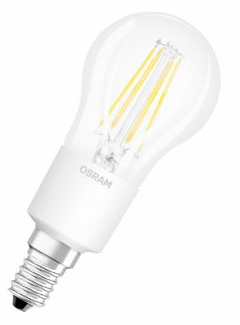 OSRAM LED SUPERSTAR CL P Filament 6W 827 E14 806lm 2700K (CRI 80) 15000h DIM (Krabička ks)