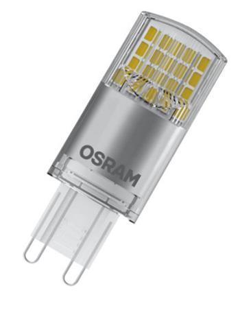 OSRAM LED SUPERSTAR PIN CL 3,5W 827 G9 350lm 2700K (CRI 80) 25000h A++ DIM (Krabička 1ks)