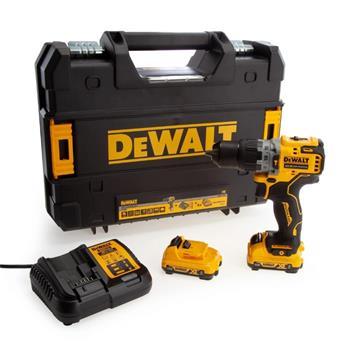 DeWALT DCD706D2 AKU příklepová vrtačka
