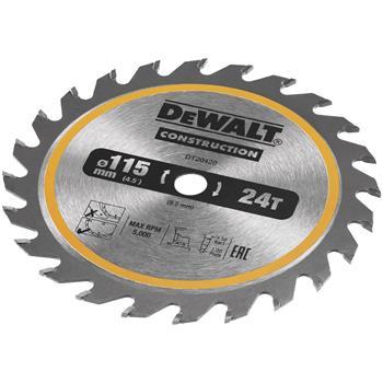 DeWALT DT20420 Pilový kotouč