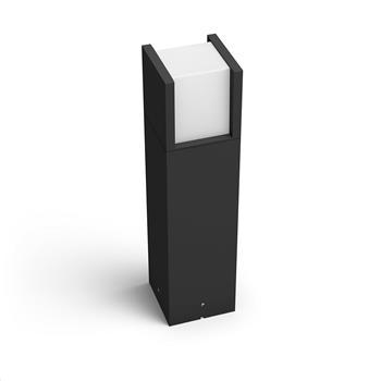 PHILIPS Fuzo Venkovní stojan, Hue White, integr.LED, Antracit